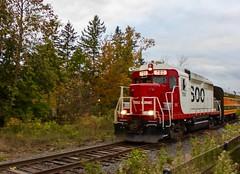 SOO 700 (ironmike9) Tags: gp30 track rail rr railroad railway passenger northshorescenicrr soo