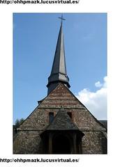 #Europe #Rouen, #France 6357594 (josephrain) Tags: pommeréval église randonnée normandie