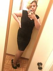 First post!!! (Miss-Avery-95) Tags: heels dress transformation tgirl crossdress queen crossdressing sexy m2f mtf drag crossdresser transgirl trans transgender