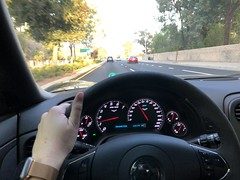 302/365 (boxbabe86) Tags: grandsport iphone8plus shadowpines sunday october corvette driving 365days