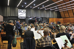 Orquesta Sinfónica de Galicia at Festival Musika Música (Gabriel Bussi) Tags: orquesta sinfónica de galicia bilbao musika música páis vasco spain spanien españa espagne spagna スペイ
