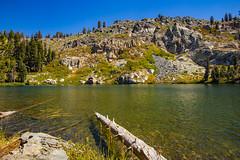 BareIslandLake2Sept1-18 (divindk) Tags: bareislandlake california maderacounty sierranationalforest backpacking camping granite lake quiet reflection serene trees