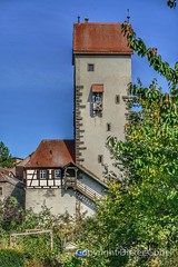 Turm in Mainbernheim
