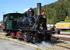 Dampfbahn - Hightech von 1913 (Sepp Vogel) Tags: dampfbahn dampflok oldtimer nostalgie hobby eisenbahn schiene