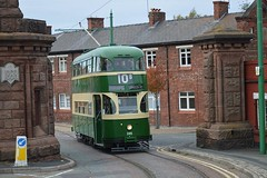 Liverpool Corporation tram 245 at Birkenhead Oct18 by Richard Delahoy 2 (focus- transport) Tags: wirral bus tram show 2018 birkenhead transport corporation crosville ferry mersey lisbon liverpool warrington greater manchester merseyside pte shmd stalybridge hyde mossley dukinfield wallasey leyland olympian titan pd2 atlantean massey foden northern counties daimler fleetline park royal alexander cvg6 metrocammell