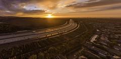 Post Storm Sunset (ryan.takiguchi) Tags: phantom4 sunset phantom dji