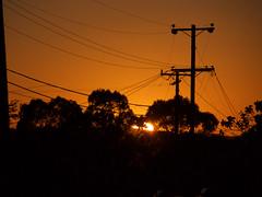 Dawn 20181002 (caligula1995) Tags: 2018 saddledrive sun sunset