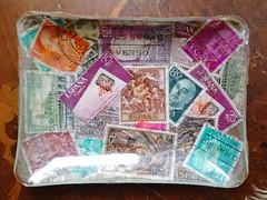 Regalo para el Día del Padre (Micheo) Tags: spain recuerdos memories coleccion vinatge abuela pasado past sellos stamps franco bgaquarisx2