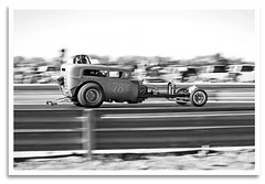 Toronto Lumber (bogray) Tags: racecar dragracer nostalgiadragracing mokandragway smokinmokan asbury mo since1962 blackandwhite bw mono motionblur pan americanhotrodreunion