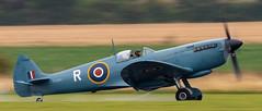 Spitfire PR XI (SouthamptonPete) Tags: xi supermarine hanger11 pr pl965 gmkxi spitfire