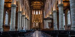 2018 - Delft - Nieuwe Kerk 2 of 4 (Ted's photos - For Me & You) Tags: 2018 cropped delft nikon nikond750 nikonfx tedmcgrath tedsphotos vignetting arches seating seats columns church churchinterior nieuwekerk delftnieuwekerk nieuwekerkdelft