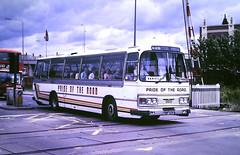 Slide 125-66 (Steve Guess) Tags: barbsley south yorkshire england gb uk bus kingoftheroad xbf62s leyland leopard duple