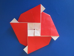 Simple Tato (georigami) Tags: origami papiroflexia papel paper