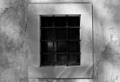 A Frame (majamacanovic) Tags: window windows frame dark wall architecture old house light lightshadow minimalism