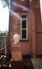 Jose Marti Statue in Viñales, Cuba (ChrisGoldNY) Tags: chrisgoldphoto chrisgoldny chrisgoldberg cuba cuban caribbean latinamerica licensing forsale cubano bookcover albumcover travel viajes sony sonyimages sonya7rii sonyalpha