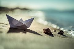 barco de papel (deso rg) Tags: barco de papel pentax maer españa denia chinon55mmf14 mediterráneo