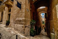 Streets of Valletta #1 (David Ramalho) Tags: malta street valletta