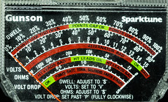 Gunson Sparktone (SKAC32) Tags: macromondays canonef100mmf28macrousm measurement gunsonsparktone dwell