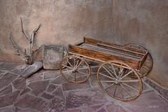 Wagon (msuner48) Tags: d750 acr5 cs4 wagon tilefloor adobewalls stones driftwood topazlabs nikcollection nikonafs24120mmf4ged