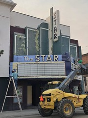THE STAR THEATRE WEISER IDAHO (ussiwojima) Tags: startheatre theater theatre weiser idaho neon advertising sign marquee