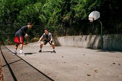 (youngkurama) Tags: north main park greenville southcarolina basketball outdoors film 35mm canon 2018