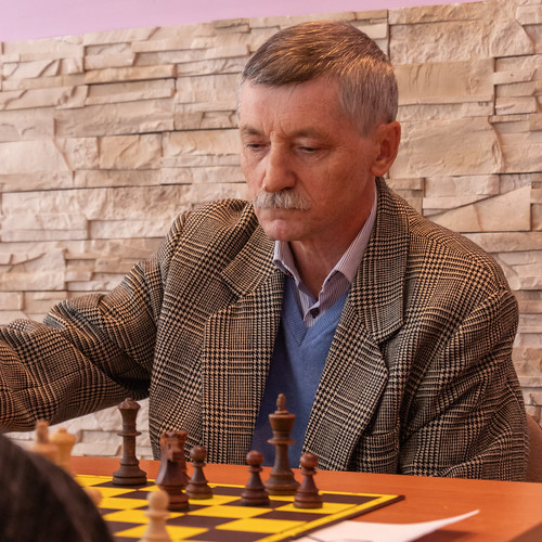 Grand Prix Spółdzielni Mieszkaniowej w Szachach Turniej VII-7