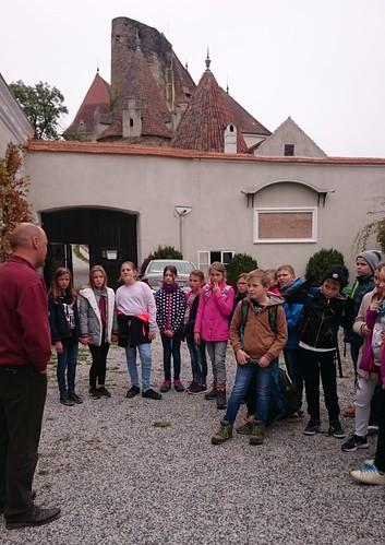 Besuch in der Burg Raabs 4