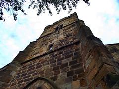 Sandstone here - North Yorkshire Moors (Limestone/Yorkshire Dales) (johncovercox) Tags: buildingmaterials building stokesley churchexterior church northyorkshiremoors sandstone