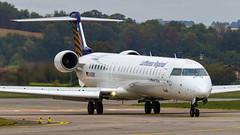 Bombardier CRJ-900LR D-ACNX Lufthansa CityLine (William Musculus) Tags: airport spotting basel mulhouse freiburg bsl mlh eap lfsb aeroport flughafen dacnx lufthansa cityline bombardier crj900lr cl6002d24 clh dlh lh regional canadair jet