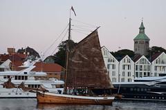 Anna af Sand i Stavanger havn, Norge (pserigstad) Tags: stavanger rogaland norge norway stavangerhavn