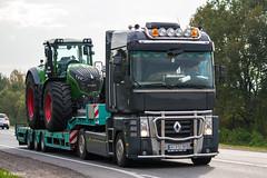 Renault Magnum 500DXi (UA) (almostkenny) Tags: lkw truck camion ciężarówka ua ukraine renault magnum 500dxi hp500 ao ao8153bm convoiexeptionnel uitzonderlijkvervoer trasportoeccezionale
