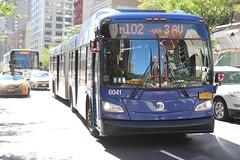 IMG_2273 (GojiMet86) Tags: mta nyc new york city bus buses 2017 xd60 6041 m102 3rd avenue 86th street