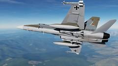 MFG2 36+25 2 (Solo_24) Tags: fa18c mfg marineflieger marinefliegergeschwader 1 2 norm 62 76 87e german navy luftwaffe bundeswehr