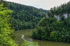 Ship on the Doubs (Bephep2010) Tags: 2018 7markiii alpha doubs fluss frühling ilce7m3 jura lesbrenets neuchâtel neuchâtelschweiz neuenburg sony switzerland wald forest river spring ⍺7iii départementdoubs schweiz ch