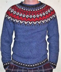 Icelandic boyfriend wool sweater (Mytwist) Tags: ullar itchie icelandic classic love passion design handcraft craft sweater itch wool reykjavik fairisle fair isle íslensk fashion mytwist lopi pattern exclusive style fetish chunky bulky cozy retro timeless authentic heavy handgestrickt fuzzy casual icelandicsweater peysa boyfreind sexy gift qx pride golf
