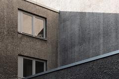 St. Agnes (_LABEL_3) Tags: architecture architektur church facade fassade fenster kirche linien schatten shadow wernerdüttmann window geometrisch berlin deutschland de