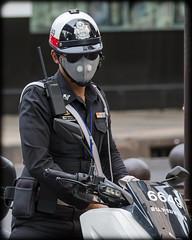 (seua_yai) Tags: asia southeastasia thailand bangkok bangkok2018 police rtp royalthaipolice uniform