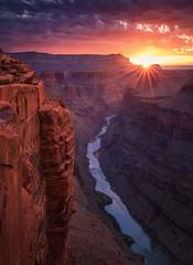 Journey (Ryan_Buchanan) Tags: grand canyon arizona toroweap sunrise clouds color ryan buchanan exposurescape colorado river