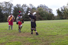 GG&G Carillion SCA 10-13-18-21 (Philip H Levy) Tags: sca knight battle tournament swordfighting throwingax middleages medieval darkages renaissance ax spear sword polearm armor fight fighting martialarts eastkingdom kingdom carillion reenactor