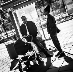 Married with children (Henka69) Tags: candid göteborg gothenburg streetphotography