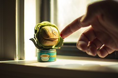 Feeding Time (3rd-Rate Photography) Tags: audreyii twoey littleshopofhorrors funko funkopop toy toyphotography seymour plant alien blood halloween scifi horror musical venusflytrap canon 50mm 5dmarkiii jacksonville florida 3rdratephotography earlware 365