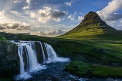 20180625-20180625-DSC07030-Edit-3 (arcaste) Tags: iceland kirkjufell peninsula snaefellsnes vesturland waterfall westernregion is