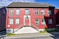 Norwegen - Tromsø (www.nbfotos.de) Tags: norwegen norge norway tromsø tromsö haus house