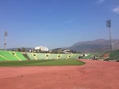 Winter Olympic Stadium in Sarajevo (Michal Kuban) Tags: bosnia hercegovina 2018
