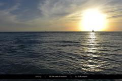 Sailing off the coast of Honolulu (Joseph@Oz) Tags: ocean sea sunset sailing water coast honolulu sky boat