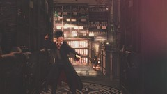 Knockturn Alley (BellEquipe_SL) Tags: secondlife virtual cosplay harrypotter drd