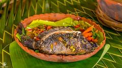 ikan-bakar-sebagai-lauk-dari-papeda-festival-makan-papeda-kampung-abbar-7 (Agung Hari W) Tags: pulangkepapua abbar papeda papua sagu