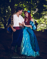 SP_83670 (Patcave) Tags: dragon con dragoncon 2018 dragoncon2018 cosplay cosplayer cosplayers costume costumers costumes little mermaid disney ariel animation movie redhead redhair prince eric