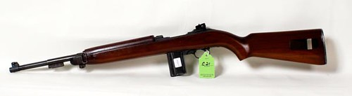 US Carbine M1 rifle ($560)