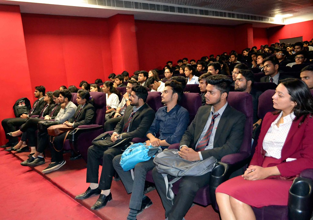 ABS Distinguished Lecture Series – Mr. Romesh Srivastava